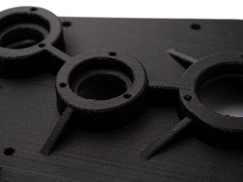 FDM 3D Printing Nylon CF