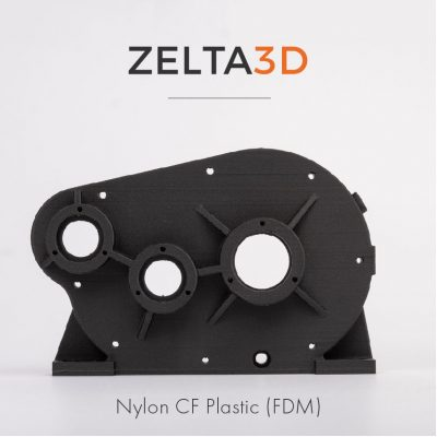 Nylon Material 3D Printing Service