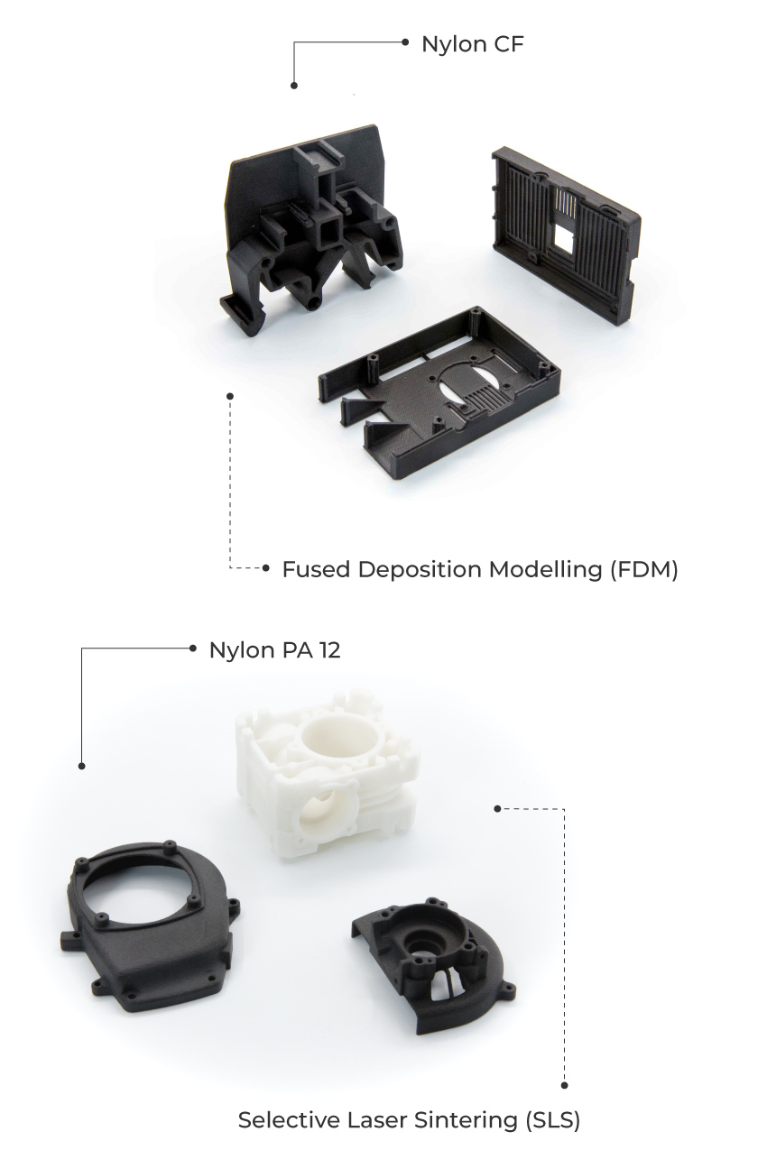 Nylon 3D Printing Malaysia Services