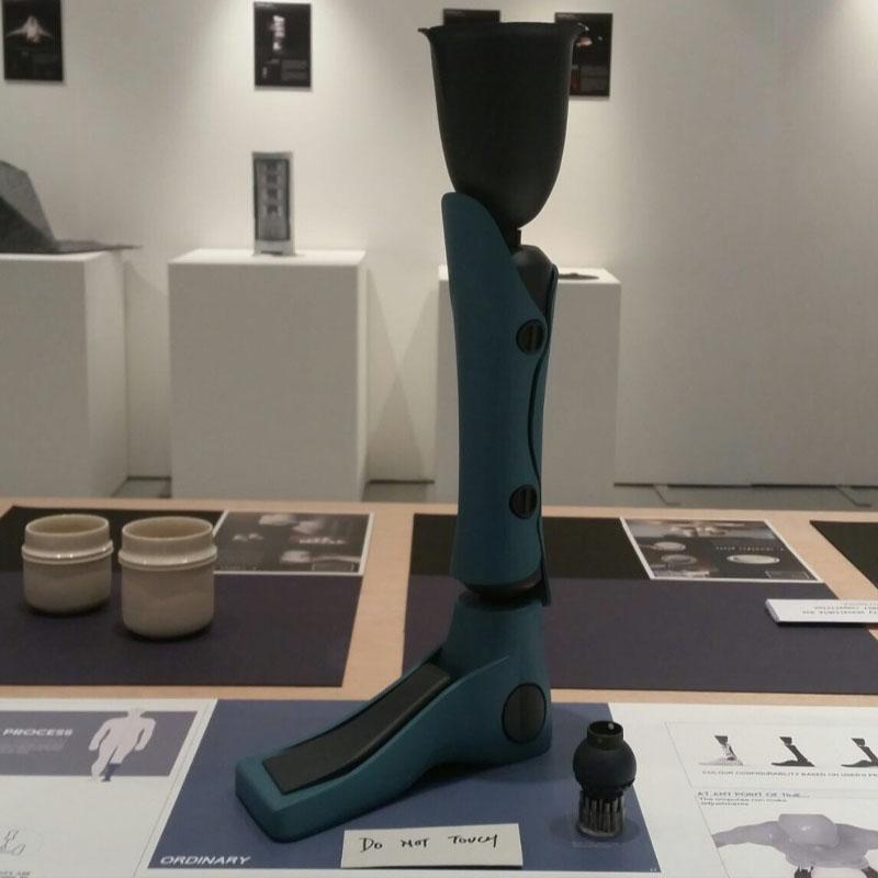 Prosthetic Leg 3D Printing Malaysia